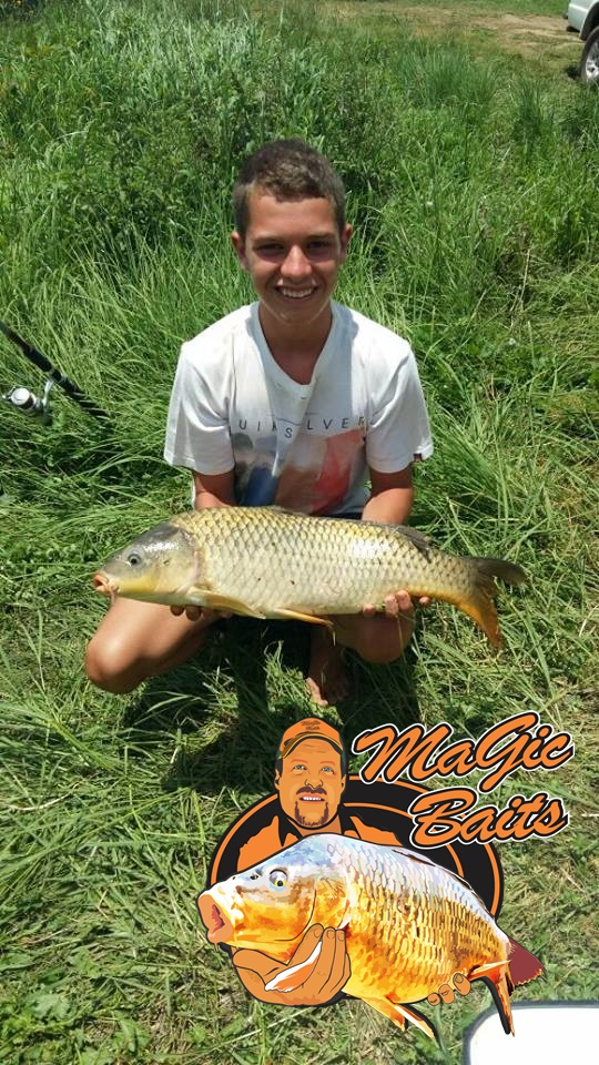 Magic Baits Arno Havenga River Run Resort Family Camping May