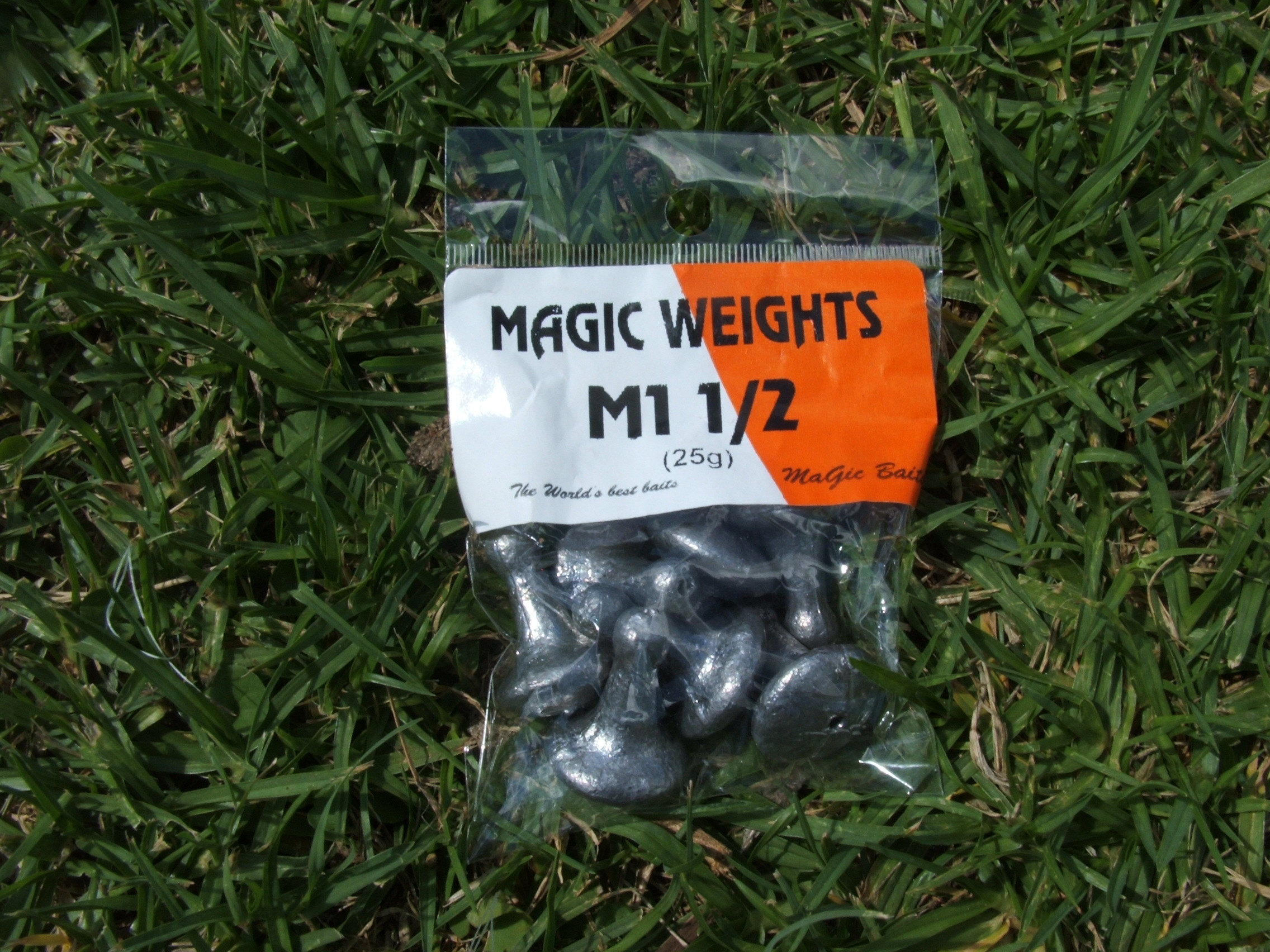 Magic baits welcome to the magic baits website for Om fishing sinkers